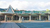吉野ヶ里町東背振健康福祉センター 「きらら館」トレーニング室